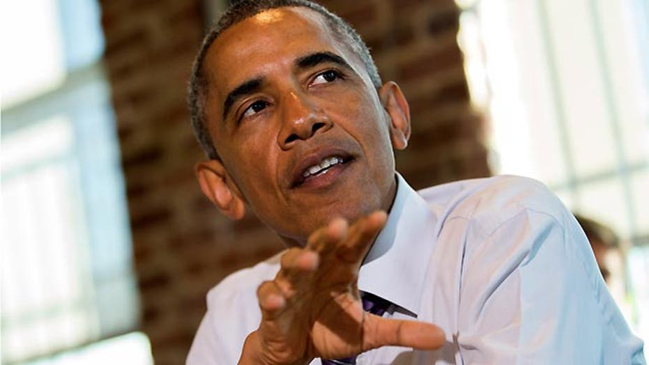 Obama vows to 'play offense' against GOP-led Congress