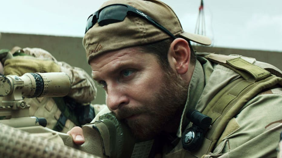 War Stories: Bradley Cooper and Sienna Miller Discuss 'American Sniper'