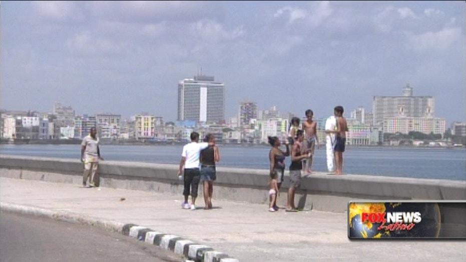 Spring break in Cuba?