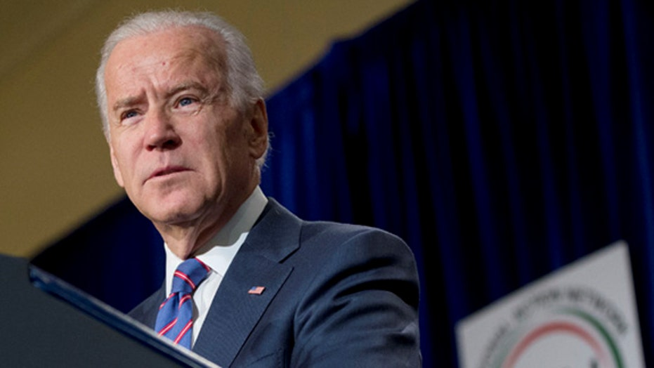 Shots fired near Vice President Biden's home last night