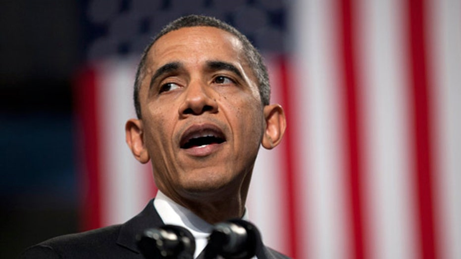 A look at the President's past State of the Union addresses