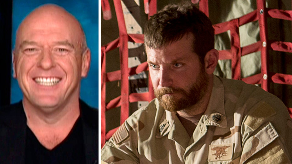 'Breaking Bad' star Dean Norris praises 'American Sniper'