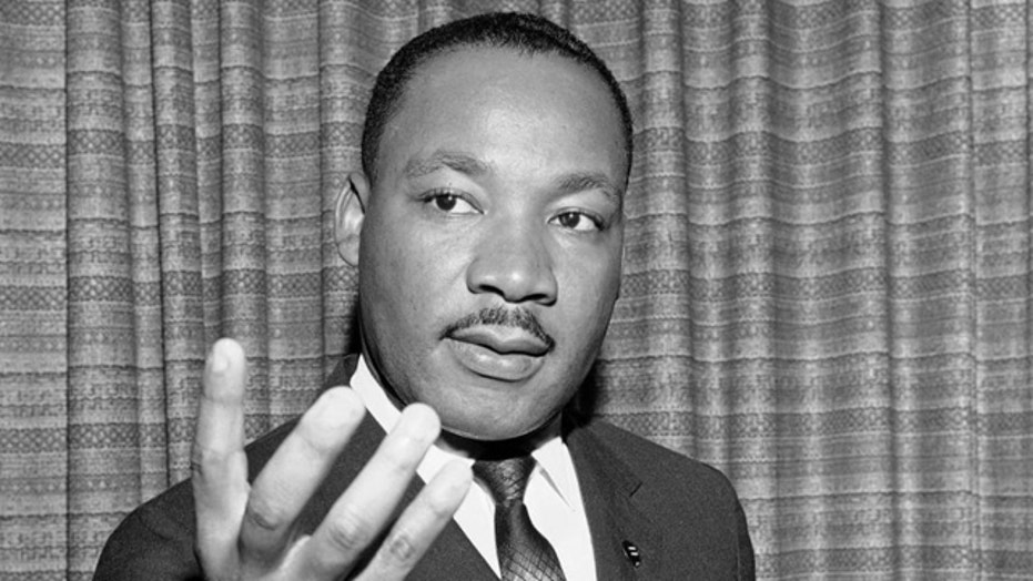 America pays tribute to Martin Luther King as events held across the