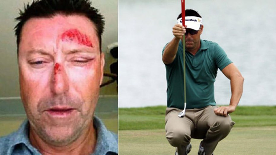 What happened to Robert Allenby?