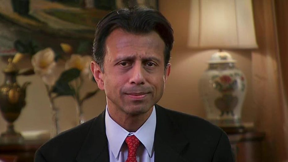 Jindal: This president wants to be all about redistribution