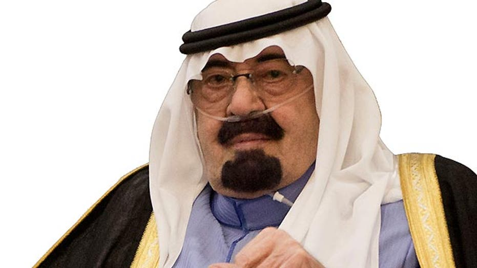 King Abdullah of Saudi Arabia's death and its impact