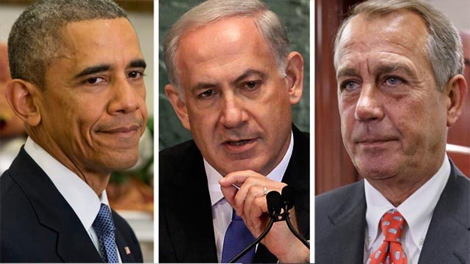Presidential pettiness in Obama-Netanyahu-Boehner dustup?
