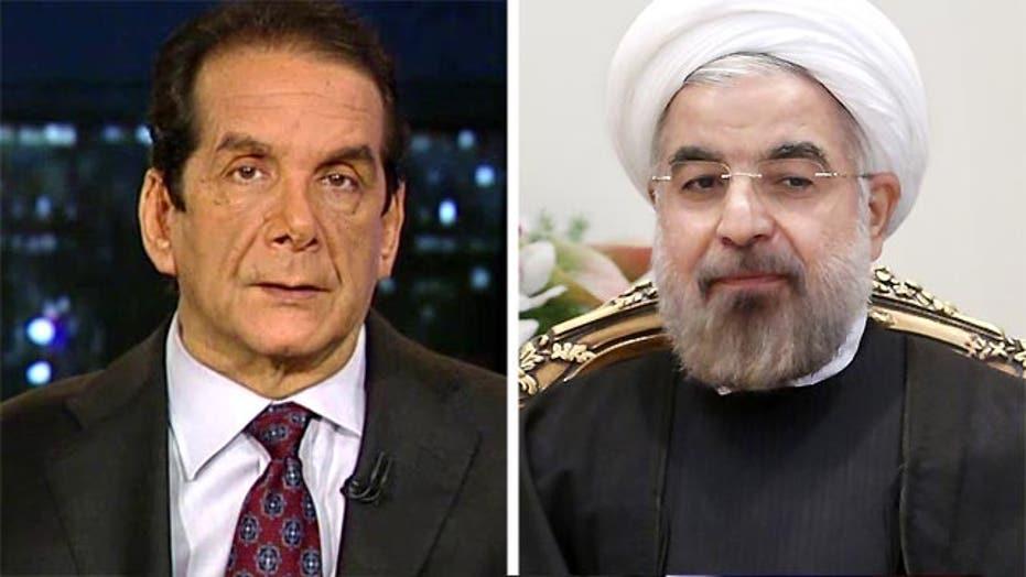 Krauthammer on Yemen: 'huge geopolitical gain for Iran'