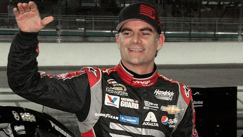 Jeff Gordon announces 2015 NASCAR season will be his last