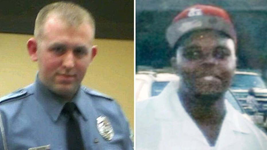 DOJ unlikely to charge Officer Wilson in Brown death