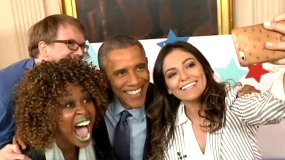 Obama sits down with YouTube stars but won't meet Netanyahu