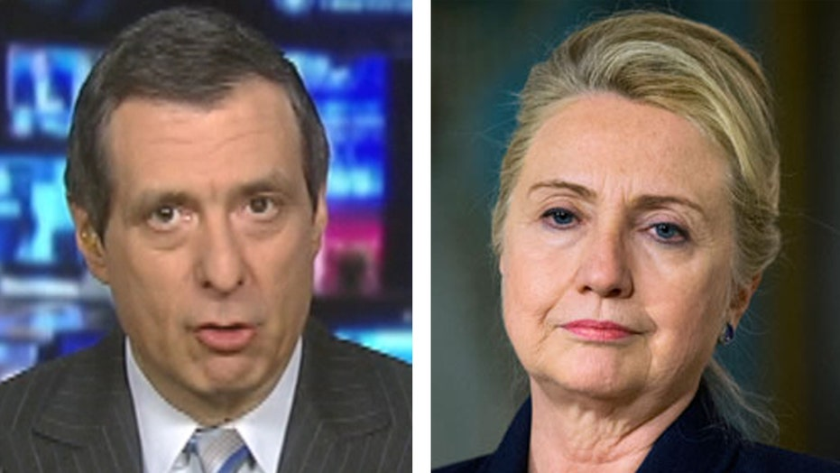 Kurtz: A female president is still controversial?