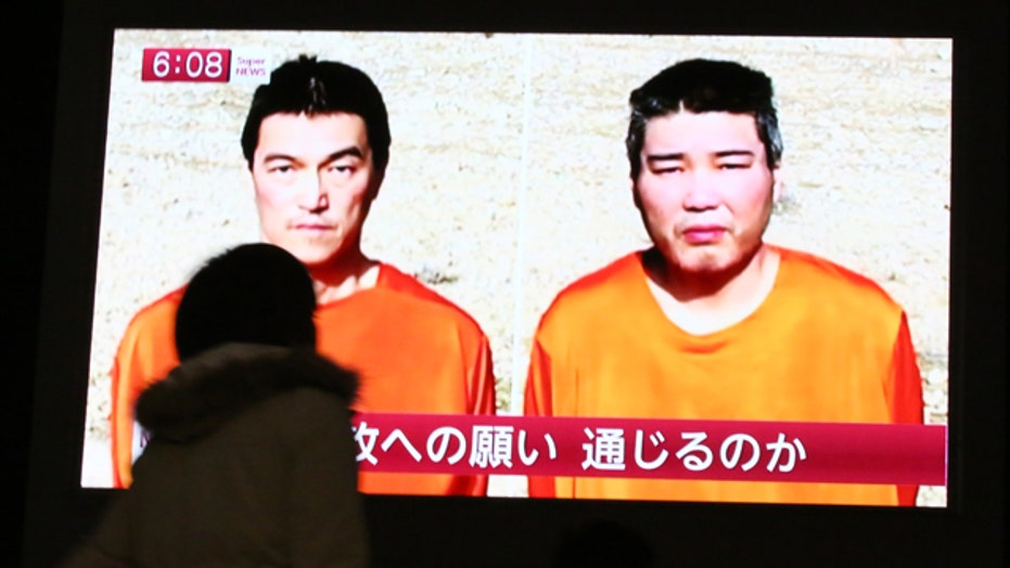 ISIS: 'Countdown has begun' for Japan to pay for hostages
