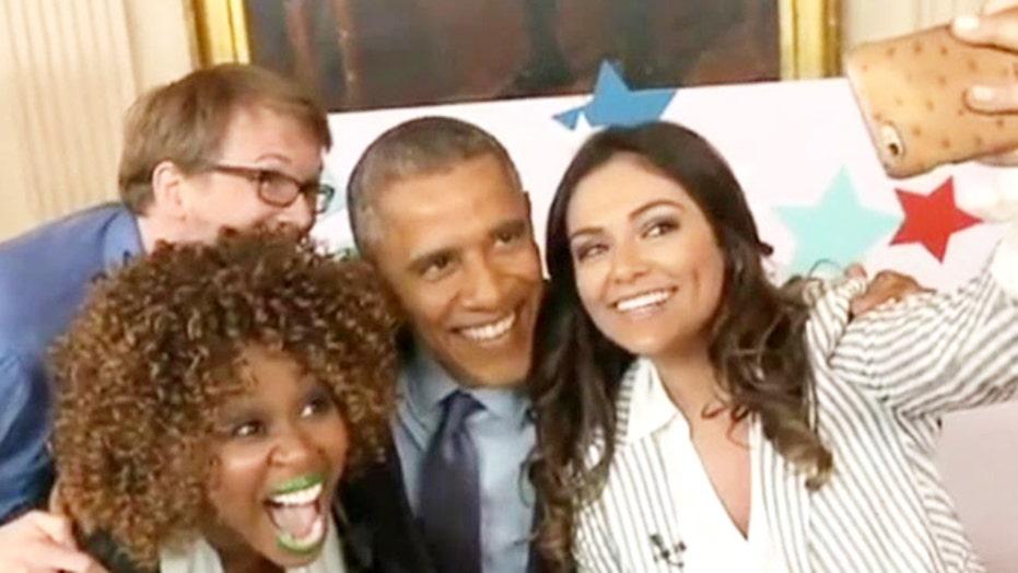 Gretchen's take: Obama talking to YouTube stars right move?