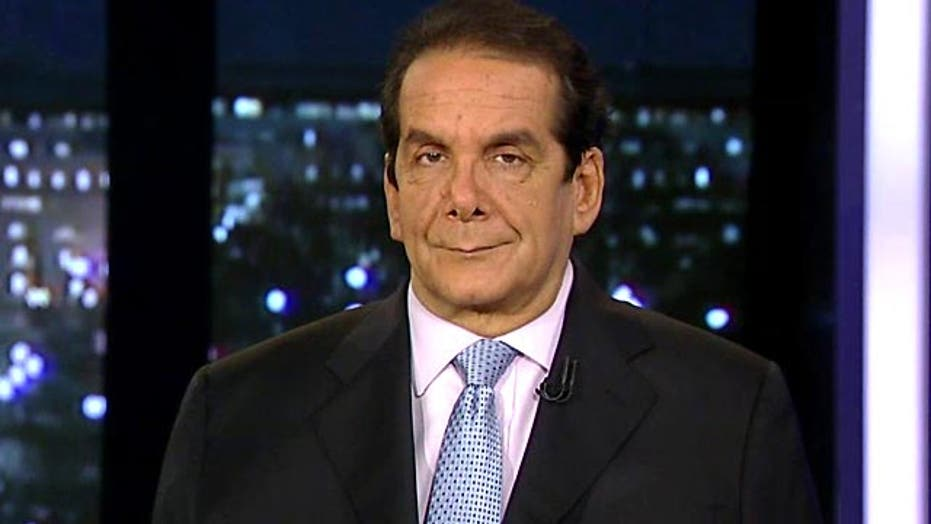 Krauthammer: US allies