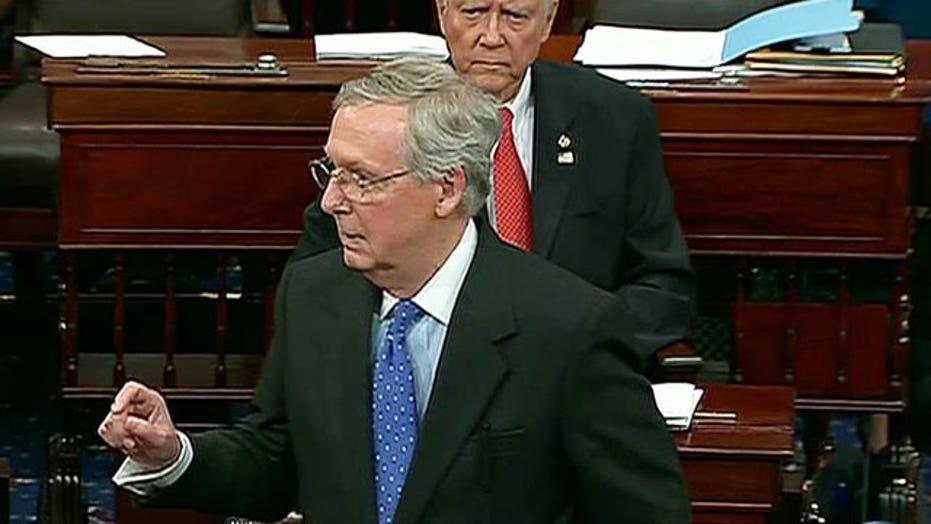 Tempers flare during Senate debate on Keystone amendments