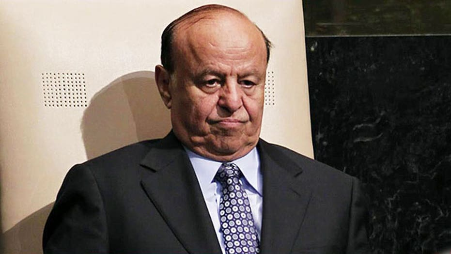 Yemen government collapse sparks Middle East fears