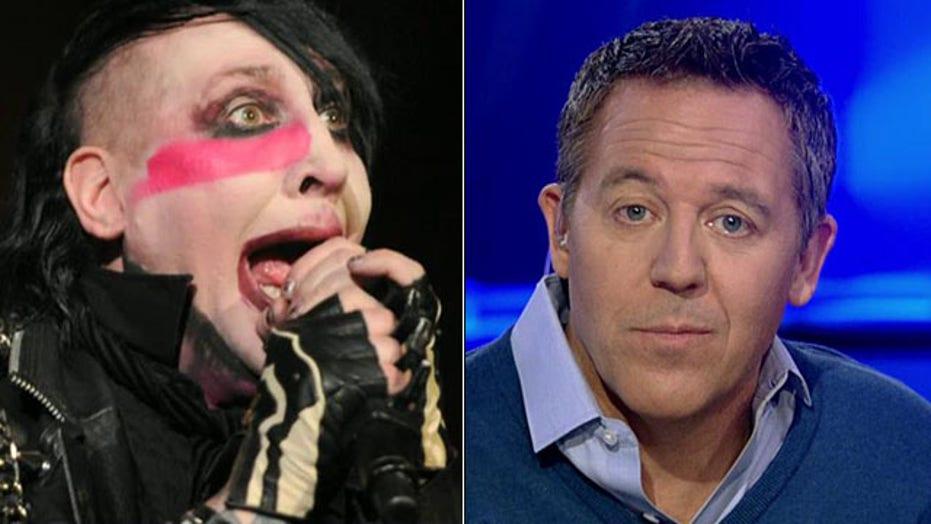 Gutfeld: Marilyn Manson and risk-free rebellion