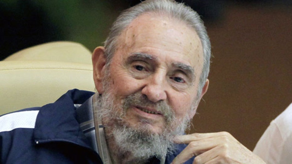Fidel Castro reacts to new US relations