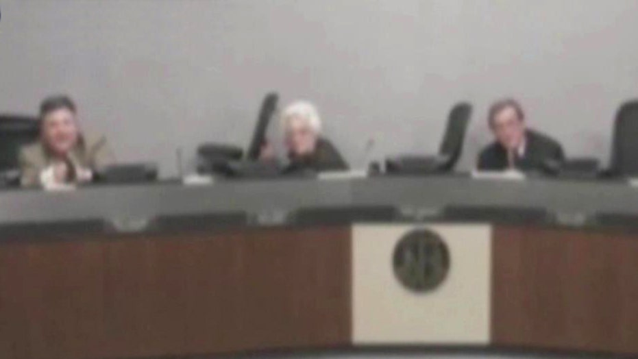 Gunman opens fire on city council meeting in Minnesota