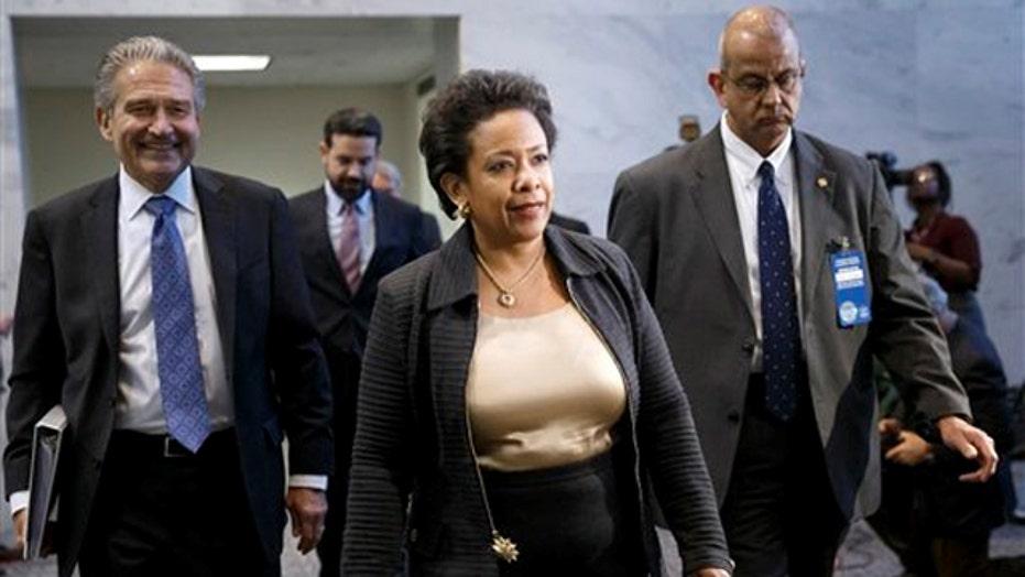 Senate to start Loretta Lynch's confirmation hearings