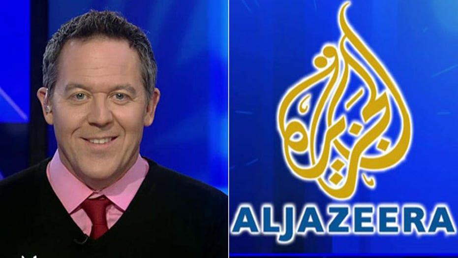 Gutfeld: Why Al Jazeera English won't tell it like it is