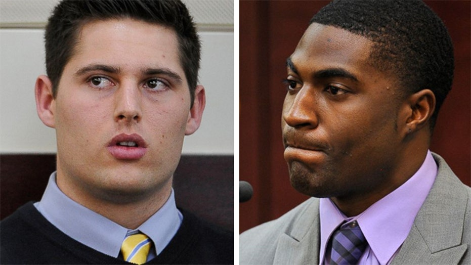 Two former Vanderbilt football players found guilty of rape