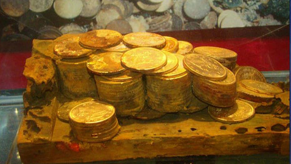 Fugitive treasure hunter nabbed by authorities