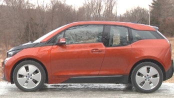 BMW i3 REx Test Drive