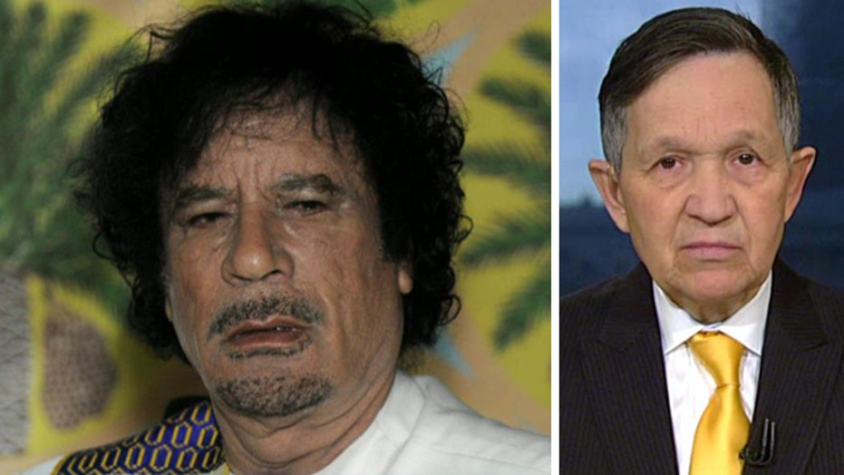 Kucinich offers insight on uncovered Pentagon Qaddafi tapes