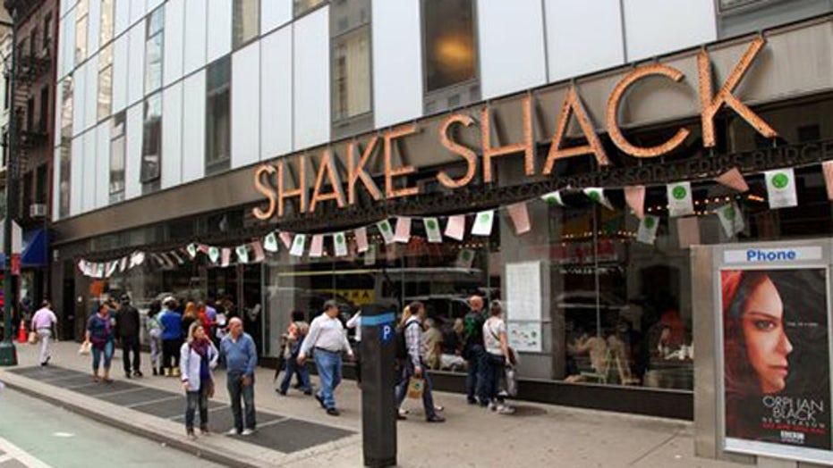 Shake Shack shaking things up on Wall Street?