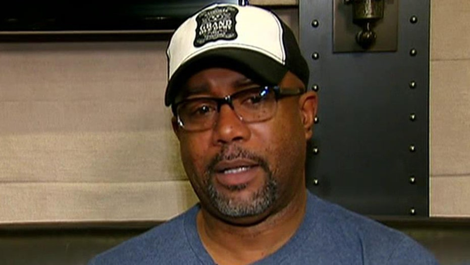 One-on-one with Darius Rucker