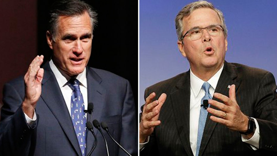 Romney not running: Jeb Bush's race to lose?