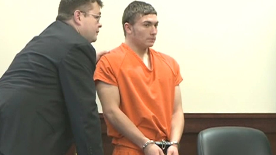 Teen suspect demands to leave courtroom during hearing