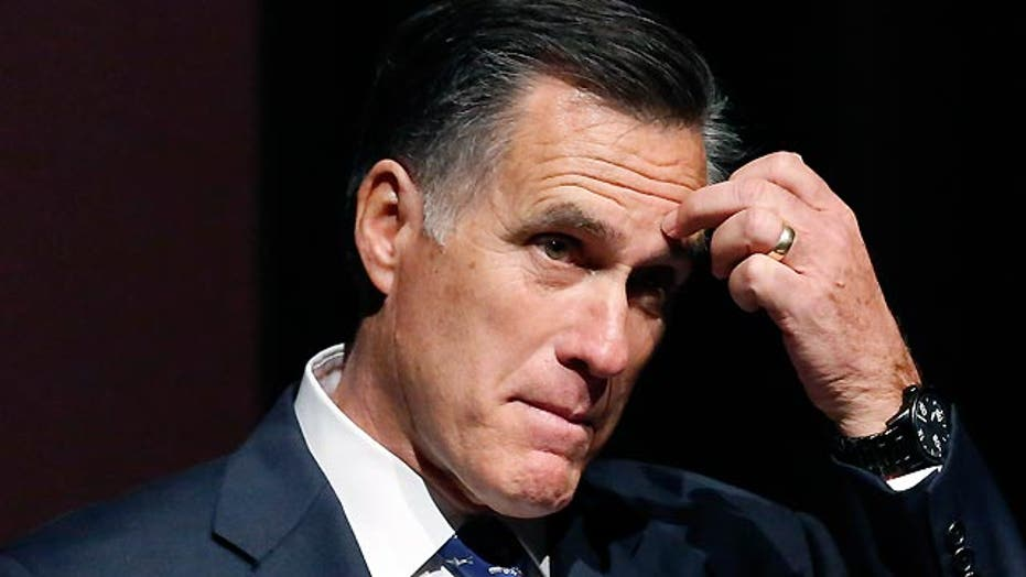 Mitt Romney provides first big surprise of the 2016 campaign