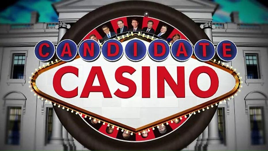 Place your bets in 'Candidate Casino'
