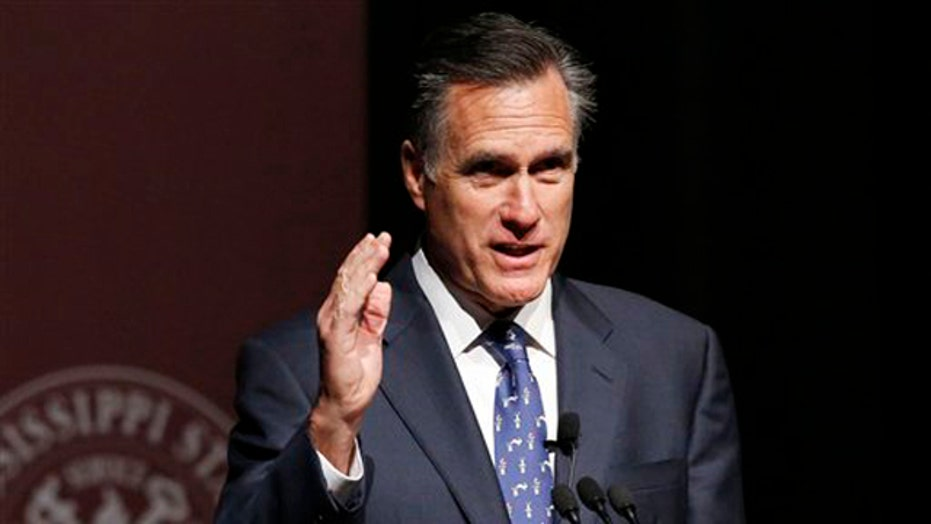 Rush is on to secure money from Romney donors