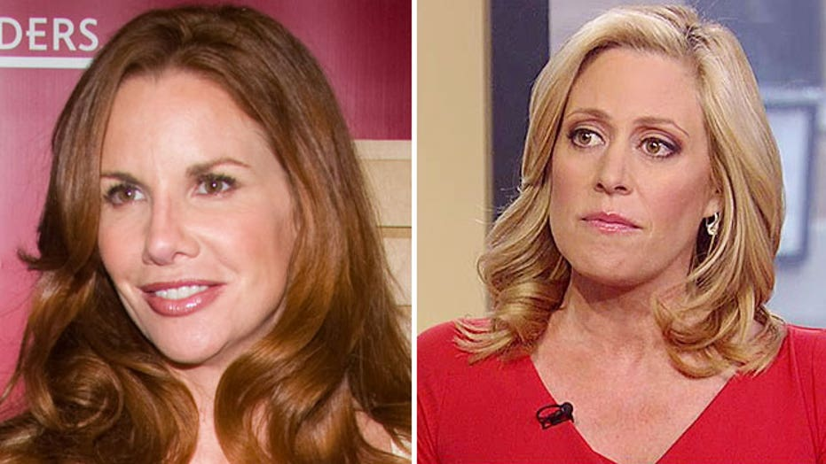 Melissa Francis on Melissa Gilbert removing breast implants