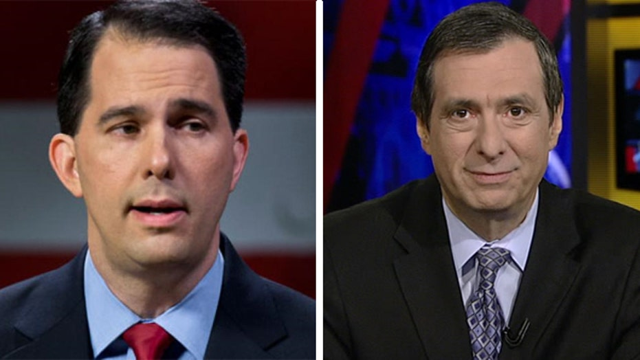Kurtz: The danger for Scott Walker