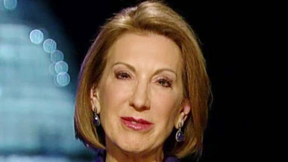 Will Carly Fiorina enter the 2016 race for the White House?
