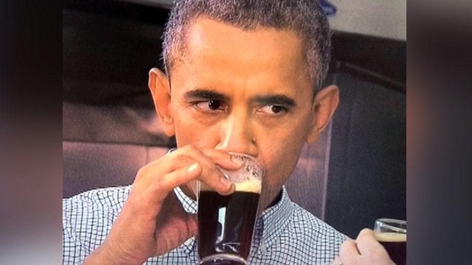 Starnes: Obama, NBC beer bash bombs