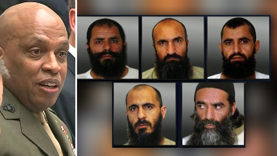 Defense official: Taliban 5 will probably go back to fight