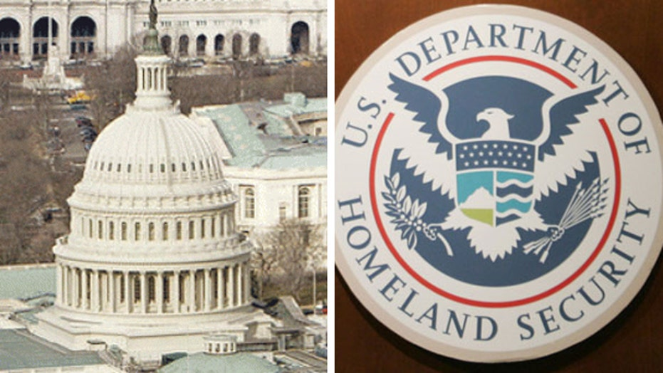 Senate takes up Department of Homeland Security funding bill