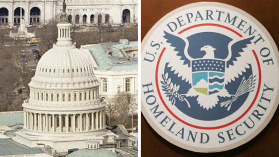Senate takes up Department of Homeland Security funding bill