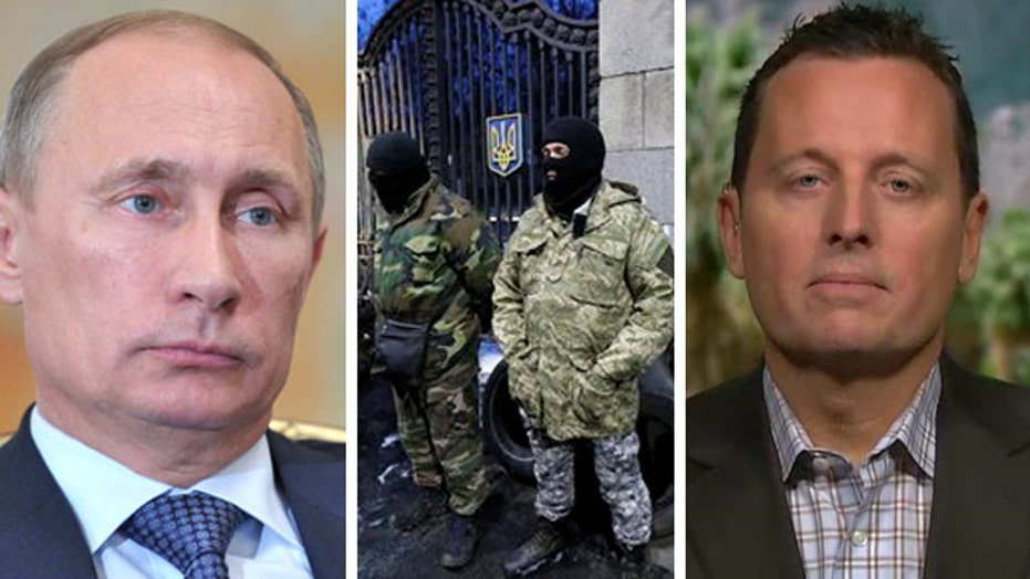 Grenell: Putin is undeterred, sanctions are not working
