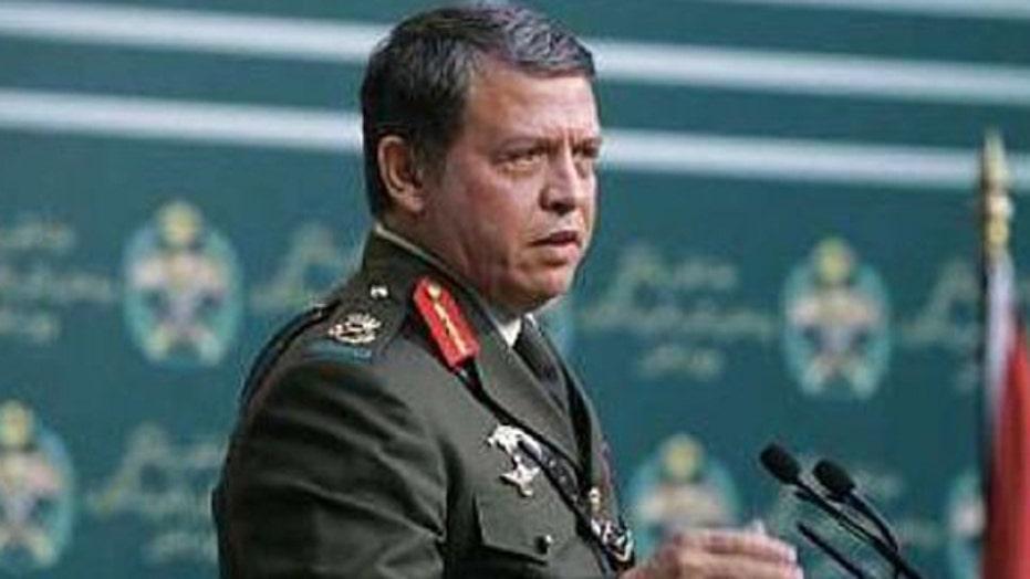 Mac Thornberry on King Abdullah's response to pilot's death
