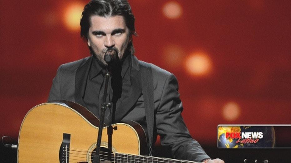 Juanes to sing at the Grammys, en Español