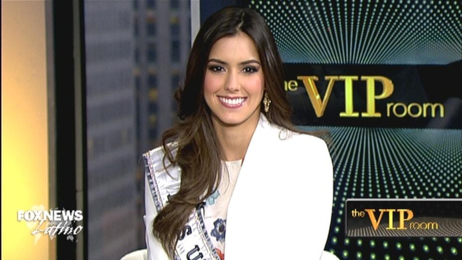 Miss Universe Paulina Vega: 'I'm OK to be alone'
