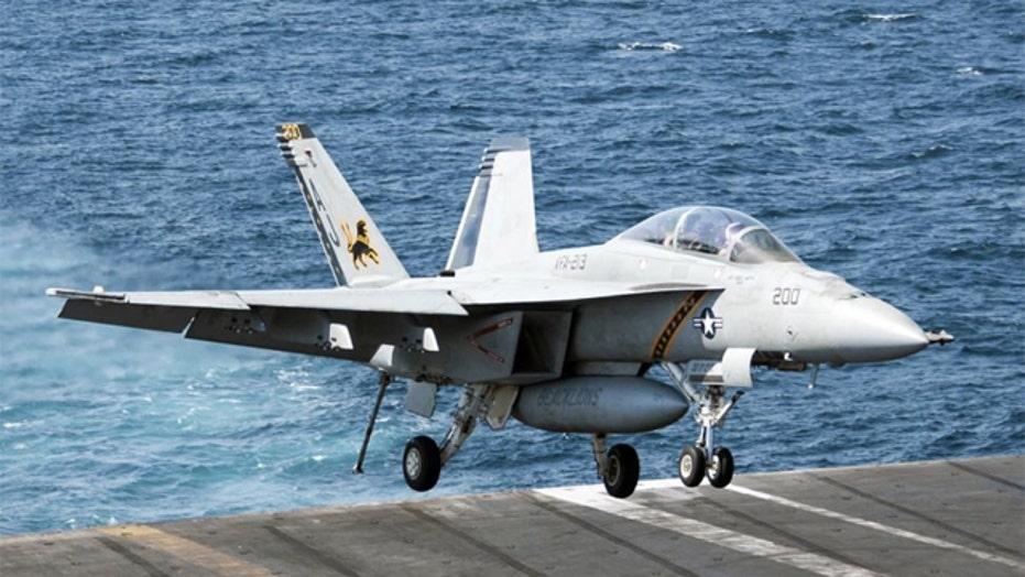 UAE suspends combat operations against ISIS