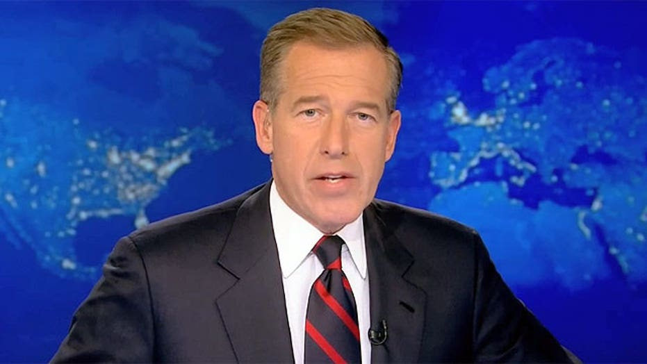 Brian Williams recants Iraq war tale